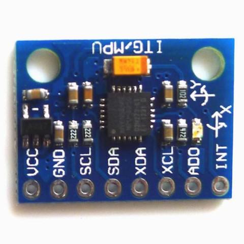 Accelerometer MpU 6050