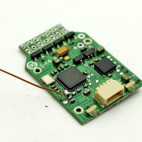 micro quad flight controller