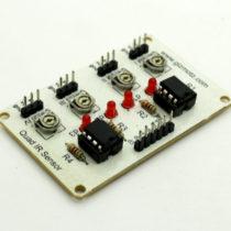 quad IR sensor module