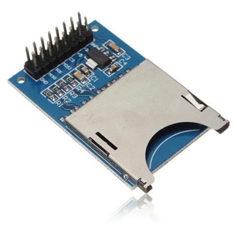SD-CARD-MODULE