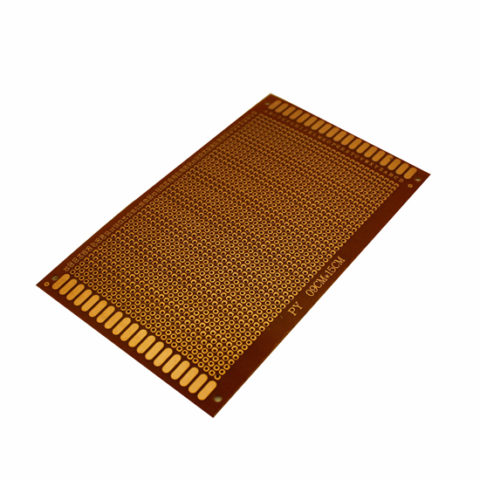 9CMX15CM SINGLE SIDE PCB PROTOBOARD
