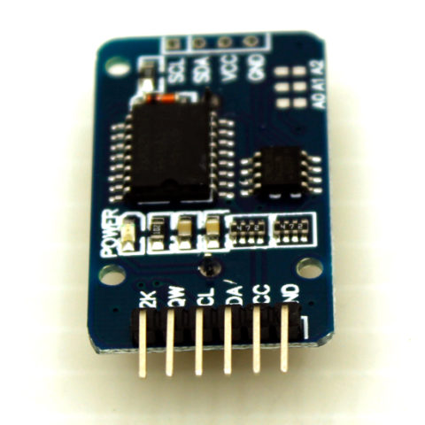 DS3231REAL-TIME CLOCK MODULE