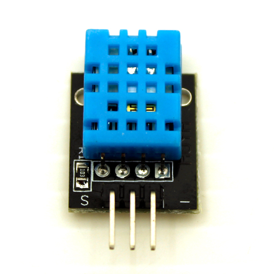 Makerskart Dht 11 Humidity And Temperature Sensor Module