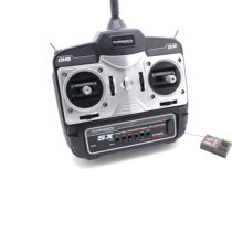 TURNIGY 5X 5 CHANNEL MINI TRANSMITTER & RECEIVER (MODE 2)