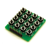 4×4 KEYPAD MATRIX MODULE