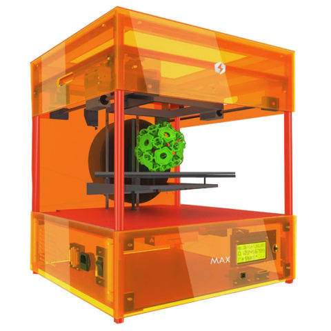 MAHERSOFT MAX 3D PRINTER