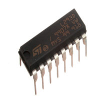 L293D DUAL H- BRIDGE MOTOR DRIVER IC 1