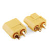 XT60 LIPO CONNECTOR PAIR (MALE AND FEMALE) 2