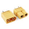 XT60 LIPO CONNECTOR PAIR (MALE AND FEMALE) 1