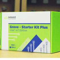 GROVE STARTER KIT PLUS – INTEL IOT EDITION FOR INTEL GALILEO GEN 2 AND EDISON 4