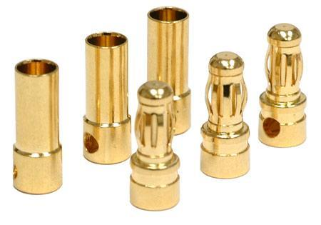 Gold_Plated_Bullet_Connectors_RC_connector