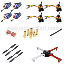 drone kit economy